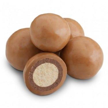 Chocolate Peanut Butter Malt Balls